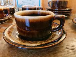 Vintage Pfaltzgraff Cup & Saucer 【Mar-1490】