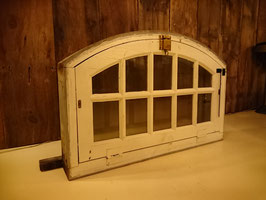 Antique Wood Window 格子二重窓A  【Mar-1103】