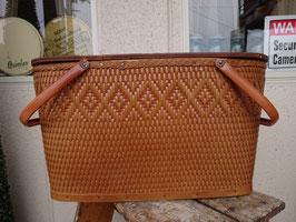 Vintage REDMON ピクニックバスケット 【Mar-1573】