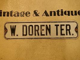 Vintage Streetサイン  【MAR-1451】