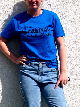 "T-Shirt ""Carnival"" Blau"