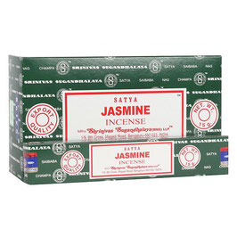 Jasmine15g x 12 Packs = 180g incense