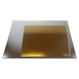 Carton or carré 25 cm x 5