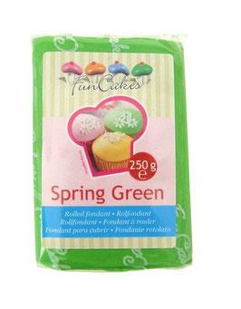 Pâte à sucre verte
