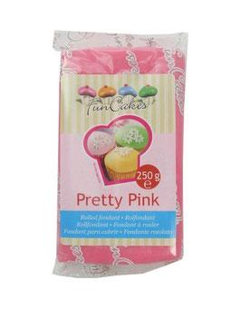 Pâte à sucre pretty pink