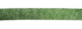 Ruban floral vert