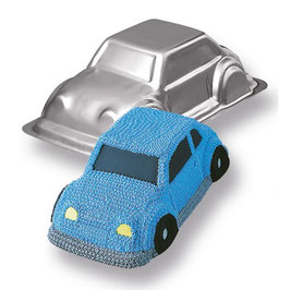Moule voiture 3D