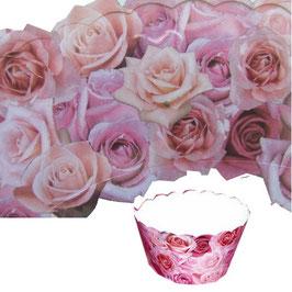 Wraps féérie de roses