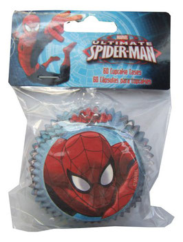 Caissettes Spiderman