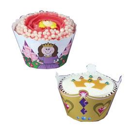 Wraps petites princesses