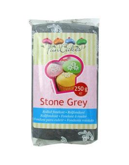 Pâte à sucre stone grey