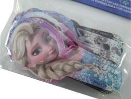 Décors La Reine des Neiges pour cupcakes