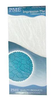 Tapis texturé effet pavés