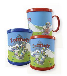 Wolli- und Blüemli-Tassen/Teacups