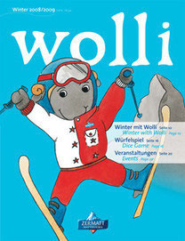 Wolli Magazin Winter 2008
