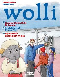 Wolli Magazin 2012/13