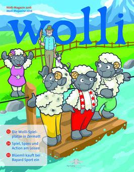 Wolli Magazin 2016