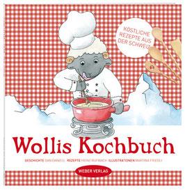 Wollis Kochbuch,   Band 3