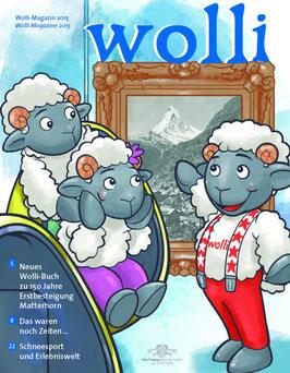 Wolli Magazin 2015