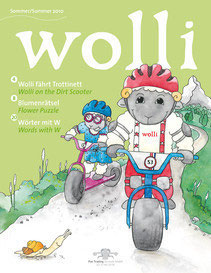 Wolli Magazin Sommer 2010