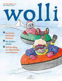 Wolli Magazin 2014/1