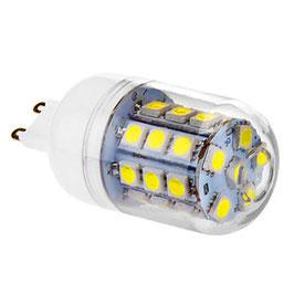 Conf. da 2 pezzi Lampadine G9 LED 4W