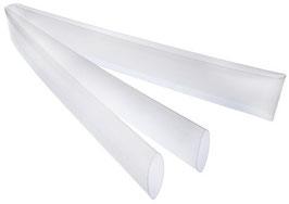 Guaina tarmorestringente trasparente Strisce LED (15cm)
