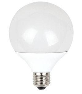 E27 Lampadina Led 16W  GLOBO - Essential- Policarbonato e Alluminio