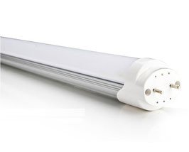 60cm Tubo Led T8 da 10W Base Rotabile