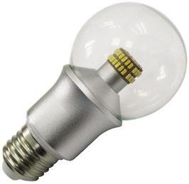 E27 Lampadina Led 9W Bianco Caldo - Premium - Alluminio FN00012