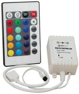 Controller RGB 72W - 12/24V   FN00233