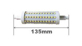 R7S Lampada Led 14W Circolare 135mm