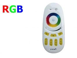 "Controller RGB Wi-Fi a 4 Zone mod.  "" HiTech ""  Telecomando FN00805"