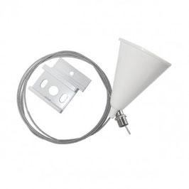 Kit sospensione per per binario elettrificato trifase