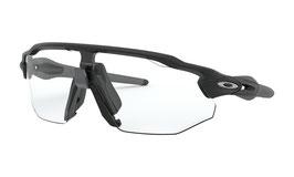 OAKLEY RADAR EV ADVANCER  OO9442-0638 matte black clear black iridium photochromic