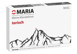 6er MARIA COMFORT Monatslinsen TORISCH
