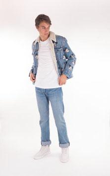 Levi's, Type 3 Sherpa Trucker Jacket, Mickey Sherpa Trucker
