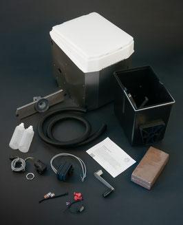 BioToi RL UTA (Rührwerk, Lüfter und Unterflurtank-Anschluss)