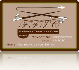 Standard FFTC Membership for Flyfisher GUIDES at FFTC.club (without Vouchers)