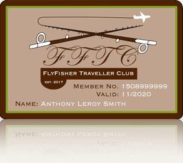FFTC Lifetime Membership for FlyFisher at FFTC.club