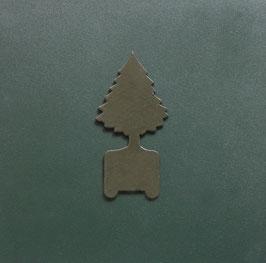 Hindernis Fichte/ Obstacle Spruce