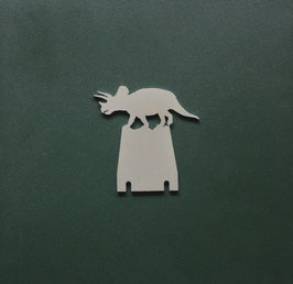 Klappziel Triceratops/Pop up target Triceratops