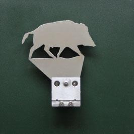 Zielhalter (ohne Keiler) / Target holder (without Keiler)