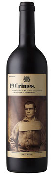 19 Crimes Red Blend. Australien 2018*/19   -  in 6 er Pack
