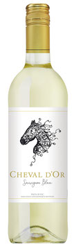 Cheval d'Or Sauvignon Blanc 2019 - 6er Pack