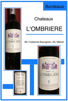 Chateaux  L'ombriere 2008