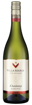 Private Bin Chardonnay Gisborn  Villa Maria 2021*  BIO  -  6 er Pack