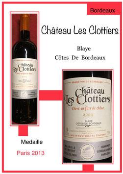 Chateau Les Clottiers 2009