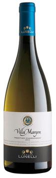 Villa Margon Chardonnay DOC 2016  Trentino  6er Pack