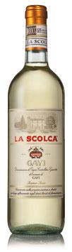 'Etichetta Bianca'- Gavi DOCG  2018, La Scolca